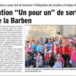 Sortie du 19/09/2015 Vaucluse matin