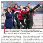 La Provence le 23/03/2017
