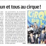 La Provence le 09/04/216