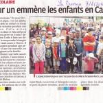 La Provence le 07/06/2016